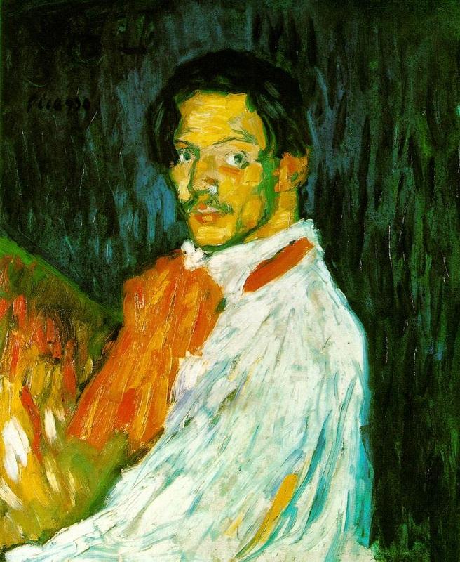 Пабло Пикассо: Семь советов, как сделать жизнь увлекательнее
