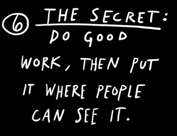 10 правил эффективного творчества Остина Клеона