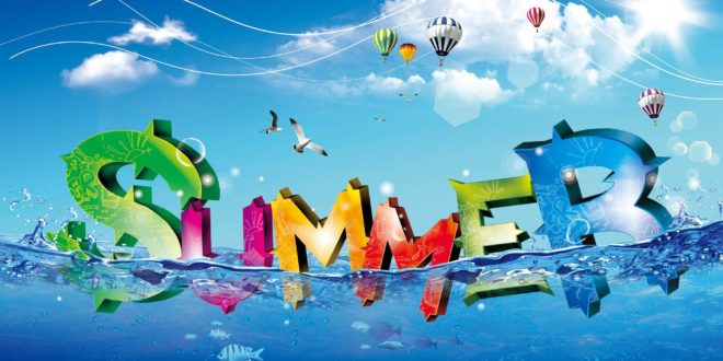 #Чётки-челлендж. День 17 Лето