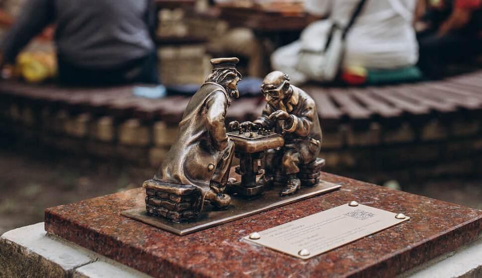 Проект #Шукай КИевские шахматы