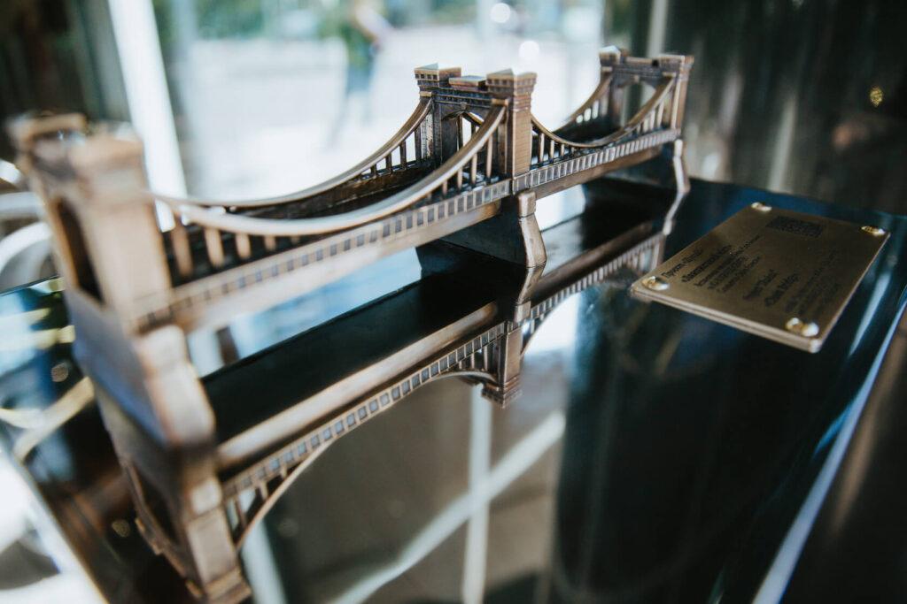 Проект #Шукай Цепной мост